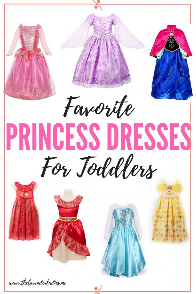 7745f05789 Love these princess dresses for toddlers   PIN this for later! If you spot  any good deals on costumes